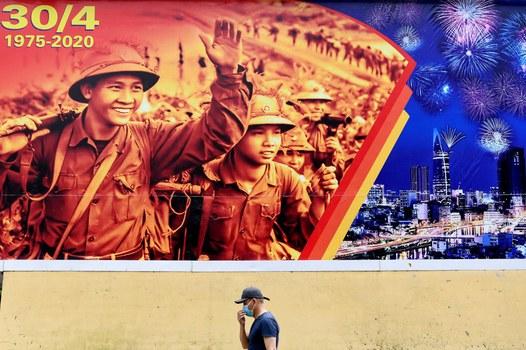 Việt Nam kỷ niệm ngày 30 tháng 4.