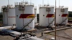 Kho dầu của công ty ROSNEFT, đối tác dầu khí của Trung Quốc-  RIA Novosti photo