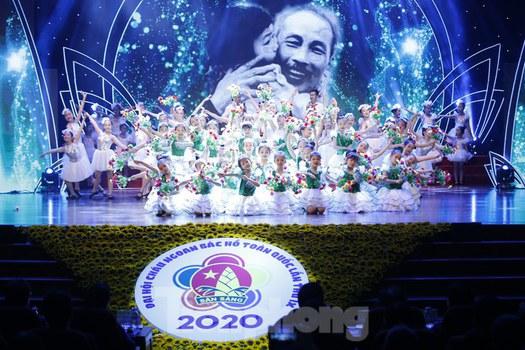 Đại hội cháu ngoan Bác Hồ toàn quốc lần thứ IX, năm 2020 vừa được diễn ra ở Hà Nội hôm 25 tháng 10 năm 2020.