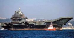 Hàng không mẫu hạm Thi Lang của Trung Quốc - Screen capture