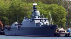 Chiến hạm có hoả tiễn điểu khiển đầu tiên của Việt Nam, Nga giao hàng hồi tháng ba- Screen capture