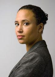 Bà Nani Jansen, cố vấn pháp lý của tổ chức Media Legal Defense Initiative.