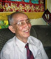 Ông Lê Hồng Hà, cựu đại tá công an, nguyên chánh văn phòng Bộ Công An. Photo danluan.org