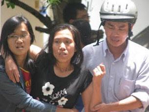 Chị Nguyễn Thị Thanh Tuyền