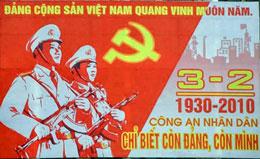 Công an Việt Nam chỉ biết còn đảng còn mình. RFA files