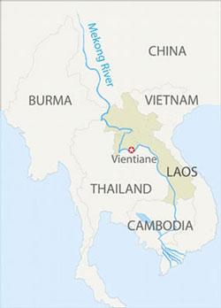 Các nước tiểu vùng sông Mê Kông. RFA