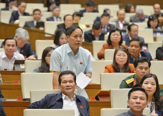 Thiếu liêm chính trong xây dựng luật ở Việt Nam lâu nay