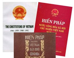 Hiến Pháp CHXHCN Việt Nam. RFA