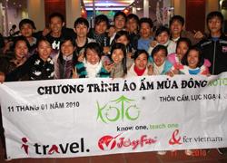 Một chương trình phục vụ xã hội của KOTO. Photo courtesy of koto.com.au