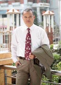 Anh Lê Anh Hùng. Photo courtesy of Lê Anh Hùng's blog.
