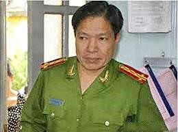 Cựu đại tá Dương Tự Trọng  Phó GĐ Công an Hải Phòng. vietgiaitri.com