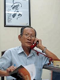 Nhà báo Hồ Ngọc Nhuận