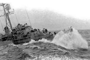 Chiến hạm VNCH và Trung Quốc giao tranh ở Hoàng Sa năm 1974.