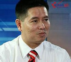 Ông Lê Thăng Long, người phát động Phong trào Con đường Việt Nam. Vietnamnet