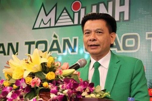 Chủ tịch Mai Linh, ông Hồ Huy