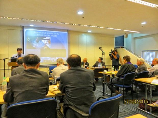 Hội nghị quốc tế ngày 27 tháng 3, 2015  tại Manila, Philippines