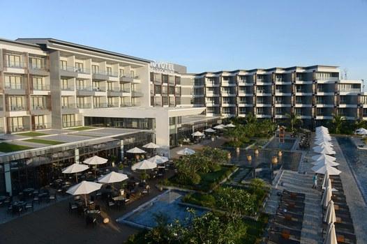 Khách sạn Novotel ở Phú Quốc, ảnh minh họa chụp trước đây.