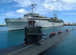 Hải quân Hoa Kỳ  tại Guam- prlog.org photo
