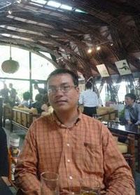 Anh Nguyễn Chí Đức. Photo courtesy of nguyenxuandien'sblog