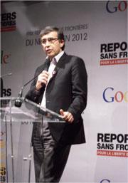Ông Jean-Marc Tassetto