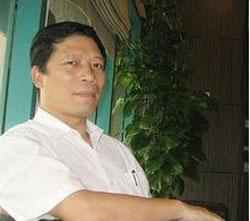 Đại tá công an Lương Ngọc Anh, ảnh chụp trước đây. File photo.