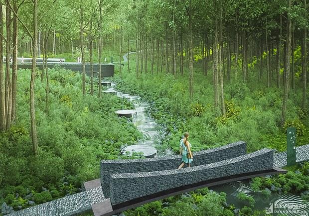 Chính quyền Nghệ An lo duyệt dự án xây tượng đài dù dân đói khổ