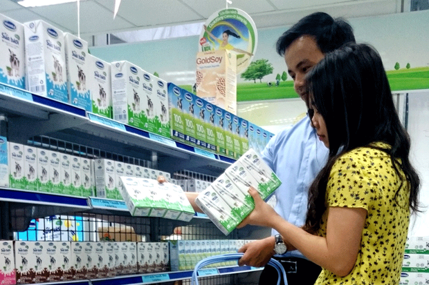 Nhiều hãng sữa sử dụng tên gọi không rõ ràng khiến người tiêu dùng nhầm lẫn khi lựa chọn sản phẩm