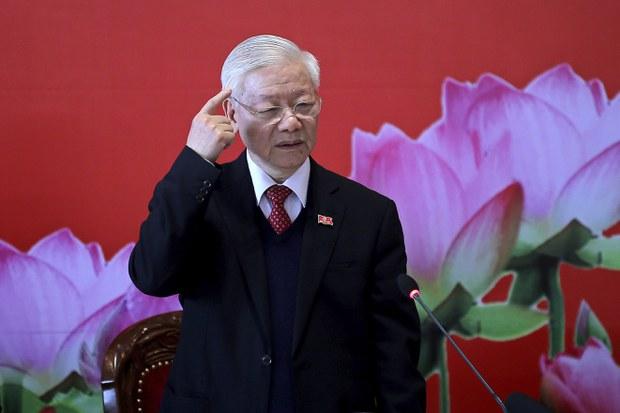 """Bầu Nguyễn Phú Trọng thể hiện sự """"xơ cứng"""" của Đảng Cộng sản Việt Nam: Gs Carl Thayer"""