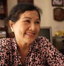 Nữ nghệ sĩ Kim Chi