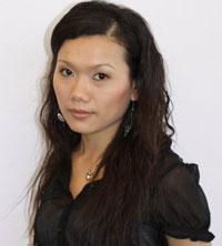 Cô Mi Vân. Photo courtesy of Mivan's facebook.