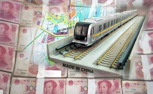 Dự án đường sắt đô thị Hà Nội, tuyến Cát Linh – Hà Đông được thực hiện theo Hiệp định vay vốn ODA được ký giữa Việt Nam và Trung Quốc năm 2003. Theo Hiệp định này, phía Trung Quốc tài trợ vốn kiêm luôn thầu thi công và giám sát.