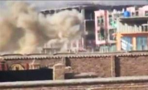 Trận Kabul 16 tháng tư, 2012