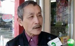 Ông Lưu Đắc cử tri người Mỹ gốc Việt trả lời phóng vấn đài RFA