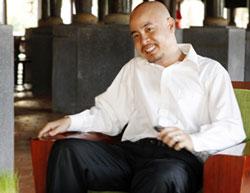 Ông Đặng Lê Nguyên Vũ. Photo courtesy of 'eHow.vn'.