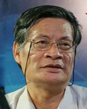 Tiến sĩ Nguyễn Quang A, Viện trưởng Viện Nghiên Cứu Phát Triển IDS ở Hà Nội. RFA file photo