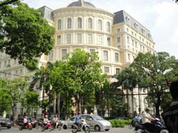 Tòa nhà Trụ sở Bộ Tư Pháp