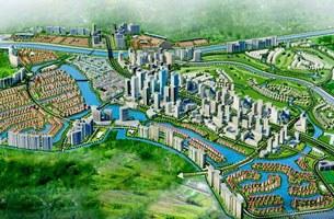 Dự án Ecopark được đánh giá là khu đô thị sinh thái lớn nhất miền Bắc