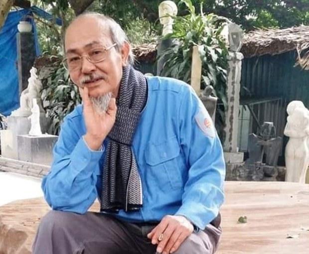 Nhà báo Phạm Thành.