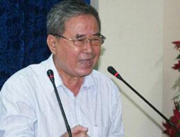 Luật gia Lê Hiếu Đằng. danchimviet.info