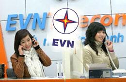 Nhân viên EVN Tập đoàn Điện lực Việt Nam. Source EVN4