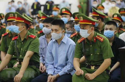 Hình minh hoạ. Phiên toà xử 29 người dân Đồng Tâm ở Hà Nội hôm 7/9/2020