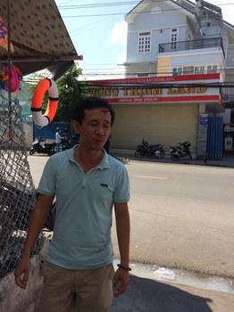 An ninh Khánh Hoà tại tư gia của Blogger Mẹ Nấm-Nguyễn Ngọc Như Quỳnh chiều 17/05/18