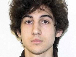 Dzhokhar Tsarnaev - authorities released photo