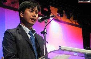 Bùi Chát, người nhận giải thưởng Tự do xuất bản 2011 – IPA