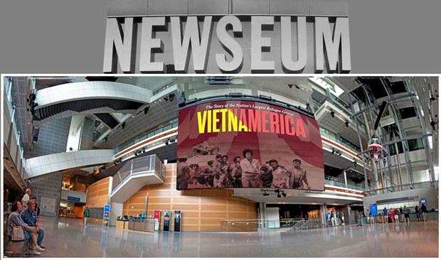 Phim Vietnamerica chiếu ra mắt tại Newseum