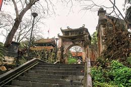 Đến đời Lý Nhân Tông, nhà vua này tiếp tục xây dựng phát triển và xây tháp Sùng Thiện Diên Linh từ năm 1118 đến năm 1121. Chùa Long Đọi Sơn đứng vững hàng trăm năm. Source GDVN