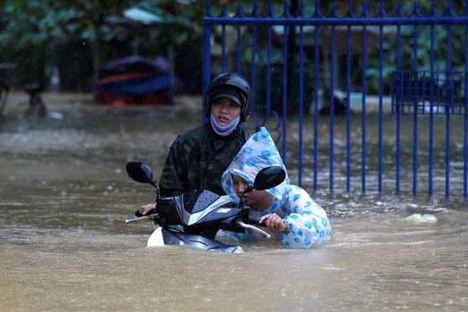 Mưa lũ, lụt xảy ra nhiều hơn những năm gần đây