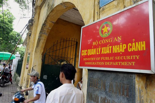 Cục Quản lý Xuất nhập cảnh Hà Nội
