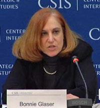 Bà Bonnie Glaser, chuyên gia về châu Á và Trung Quốc thuộc Trung tâm Chiến lược và Nghiên cứu Quốc tế - CSIS. (CSIS.org)
