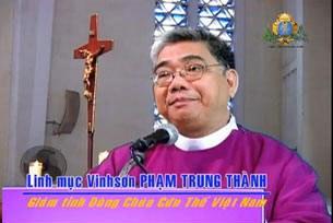 Linh mục Giám Tỉnh Phạm Trung Thành của DCCT Sài gòn
